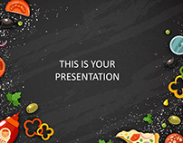 Geneva Free Kitchen Presentation Template