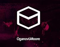 Logo Design : Oganov&Moore