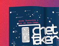 Chet Faker magazine