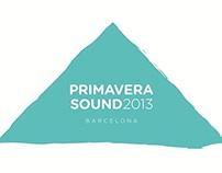 PERIODISMO MUSICAL: Cobertura Primavera Sound 2013
