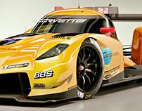 Chevrolet Corvette LMP1