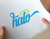 Halo Cleaning Logo