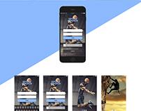 Sport Finder App