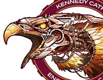 Kennedy Catholic Branding