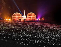 Sea of Light: Birmingham Botanical Gardens
