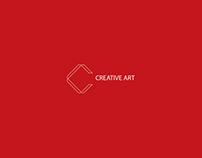 C text logo