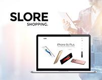 SLORE - Online Shop