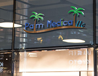 Medical Logo Design for a Company in United States