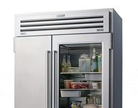 SubZero Refrigerator Campaign