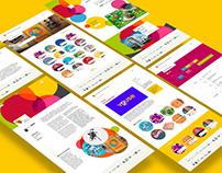 Website 12ª Bienal Brasileira de Design Gráfico