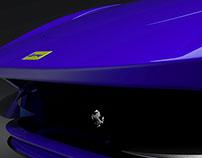 Ferrari Dino 266H