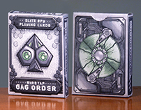 Gag Order Playing Cards
