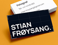 Business cards (2018)