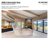 Luxury Listing Description - Fabulous Views All Around
