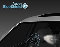 BlueShield AQUA - 3D