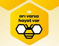 Arı varsa hayat var