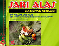 Company Profile Identity Catering Service - Bebek Bakar