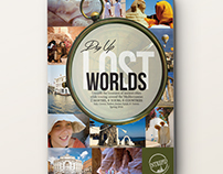 Dig Up Lost Worlds – Tour Brochure