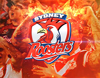 2015 Roosters Allianz Stadium Hype Reel