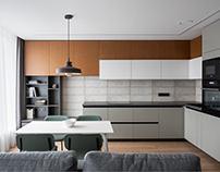 Apartment interior by Rimartus
