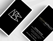 Melvin Battalio Home - Branding