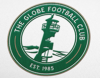 The Globe Football Club - Official Crest Rebrand