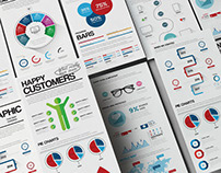 Big Infographic Elements Set