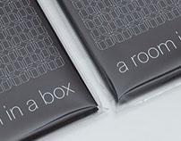 A room in a box — Archive Book Design