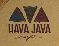 Fictional Hava Java Rebrand