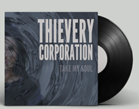 Thievery Corporation Album Cover