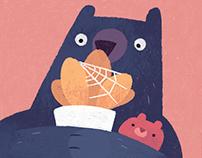 Bear's Scare (Bloomsbury)