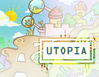 UTOPIA | Storytelling And Character Design