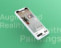 AR Painting Experience on Artupia app