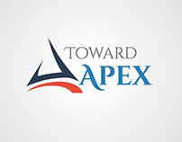 Toward Apex: Logo Design