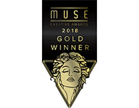 MUSE CREATIVE AWARDS 2018 - GOLD
