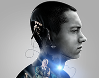 Eminem-Creative Poster