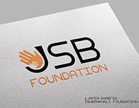 jsb foundation logo design