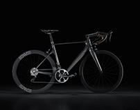 Road bicycle CGI