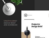 Brief Documents for Web Design