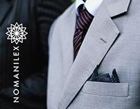 NOMANILX - Brand Identity