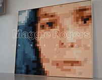 PIXELS // Maggie Rogers