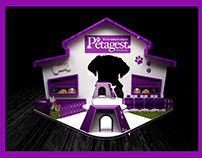 Petagest Booth - 2017