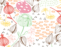 Clementine´s Garden Print Collection