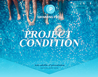 Free Swimming Pool Powerpoint Presentation Template