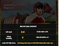 Hướng dẫn cá cược đua ngựa ảo VN88 đơn giản