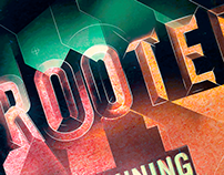 Concept Cover for Rooted by Banning Liebscher