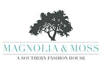 Magnolia & Moss - Logo