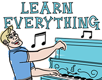 Online Piano Instruction: Storyboard