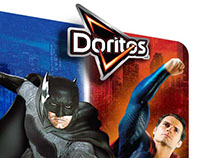 POS • Doritos Batman vs. Superman