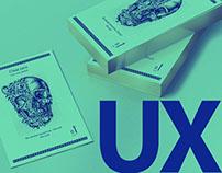 Akvan's Card -UX